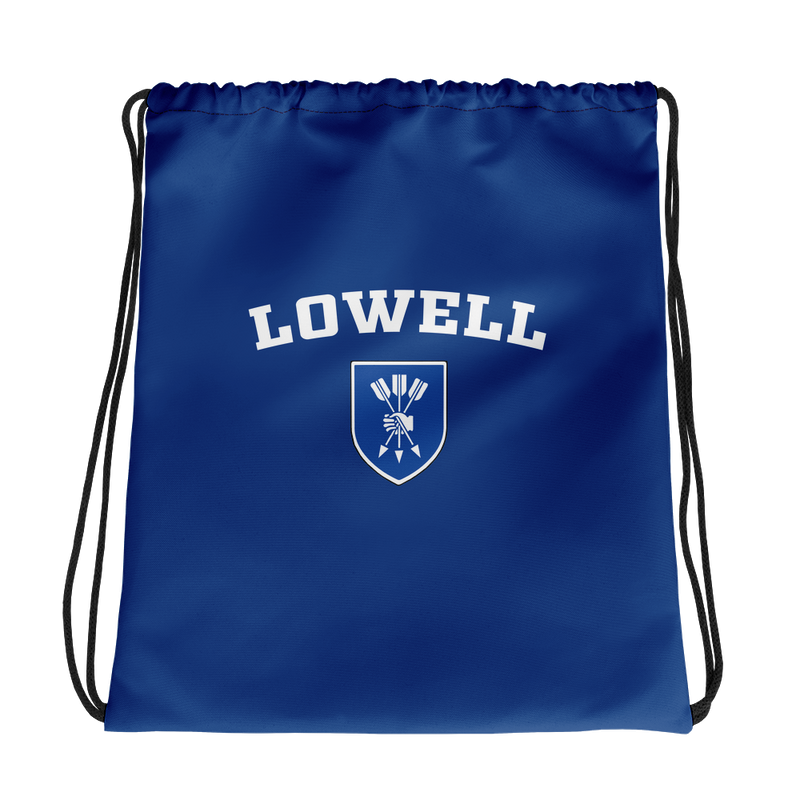 Lowell House - Drawstring bag