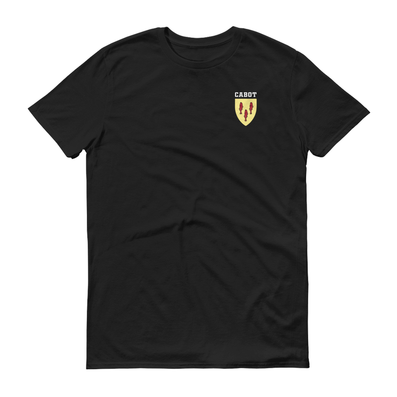 Cabot House - Premium Shield T-Shirt