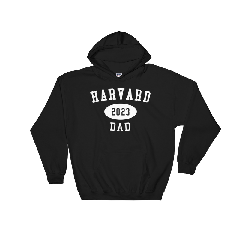 Harvard Class of 2023 Dad Hoodie