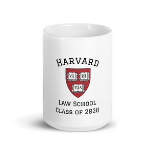 Law School Class of 2020 Mug