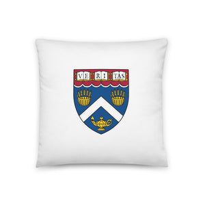 Extension School Shield Basic Pillow