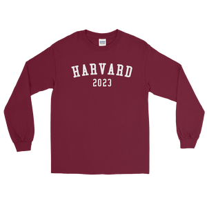 Harvard Class of 2023 Long Sleeve Arc