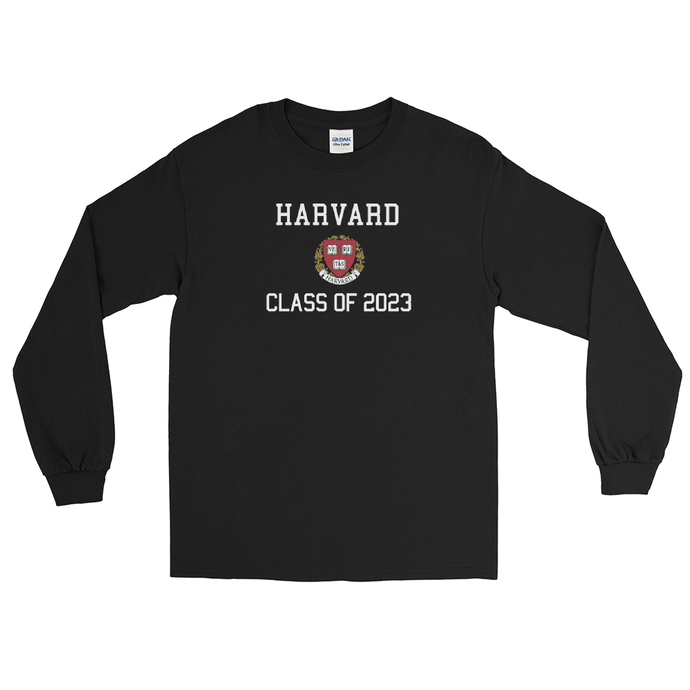 Harvard Class of 2023 Long Sleeve Crest