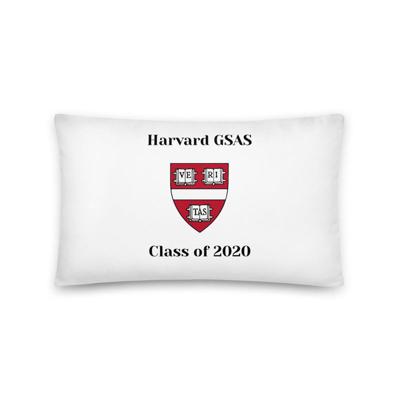 HGSAS Class of 2020 Throw Pillow
