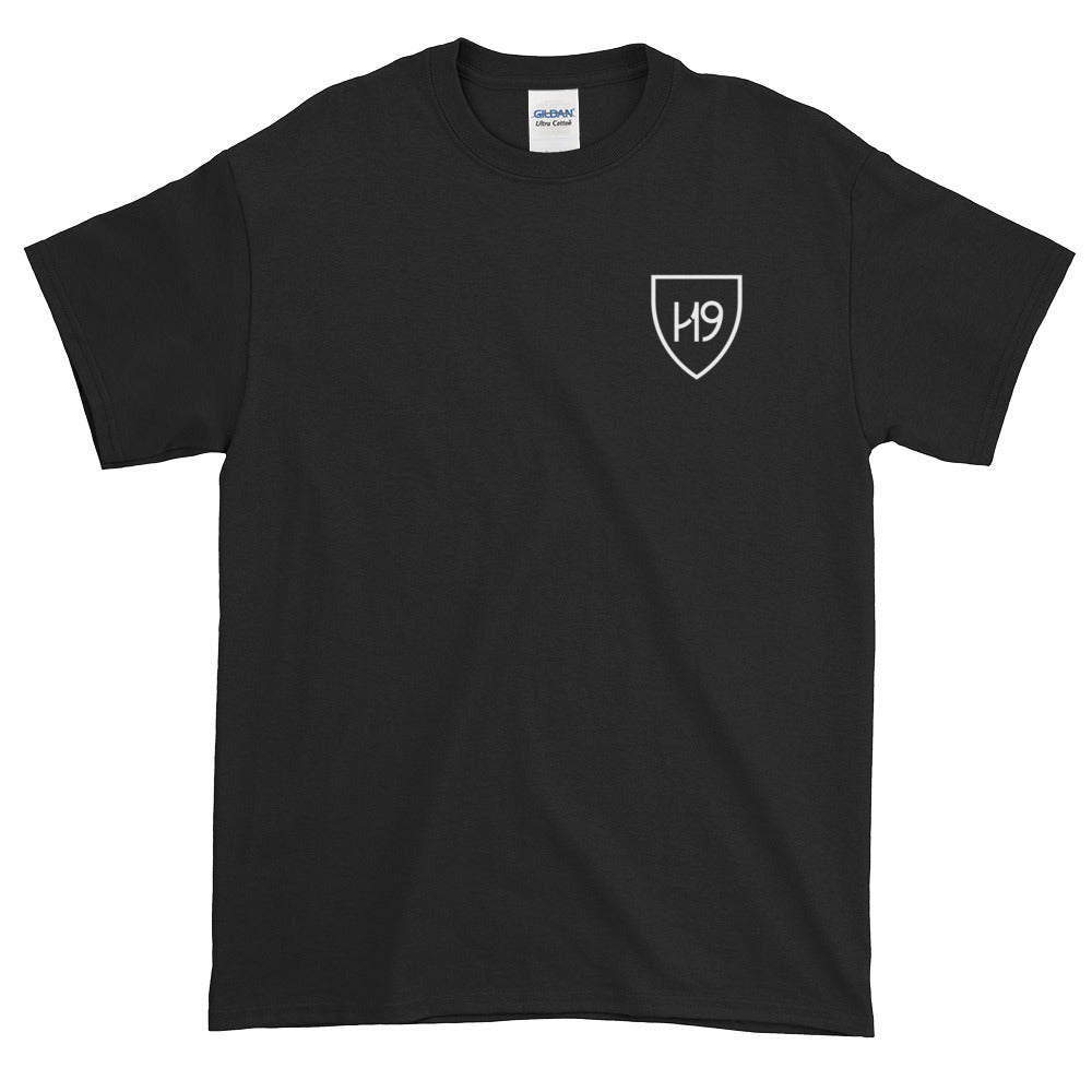 Harvard 2019 - White Crest T-Shirt