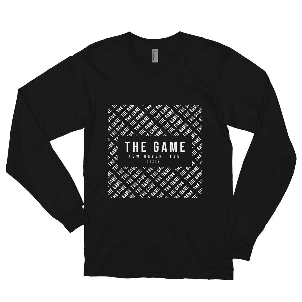 Long sleeve t-shirt - The Game