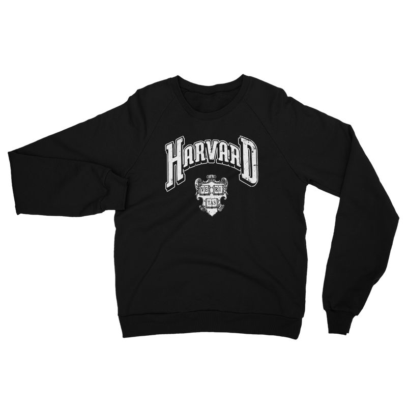 Harvard Archives - California Fleece Raglan Sweatshirt