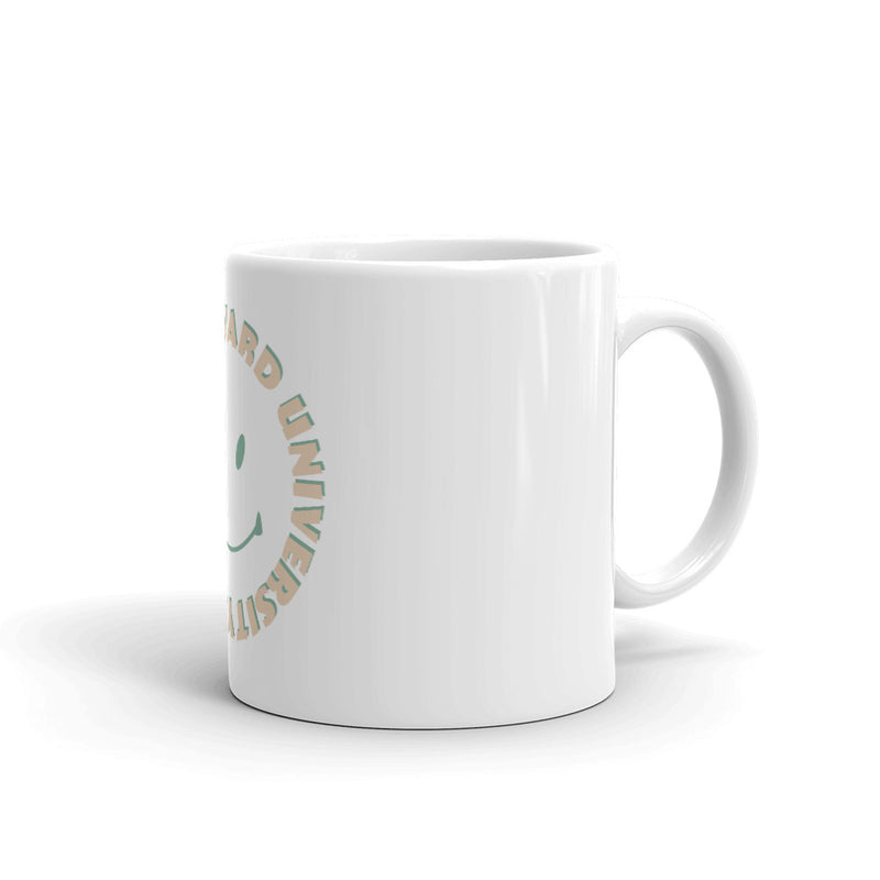 Harvard Smiley Mug