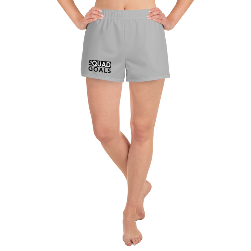 Women's SQUAD Athletic Short Shorts