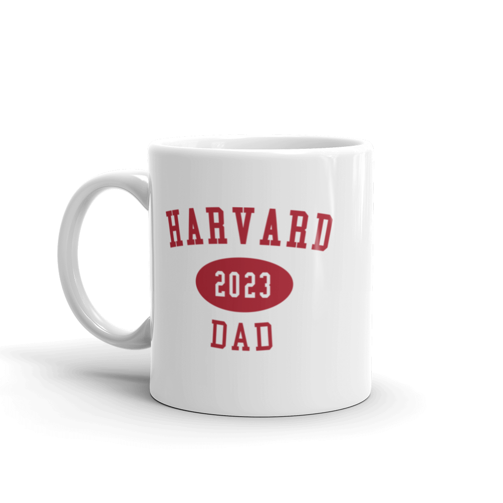 Harvard Class of 2023 Dad Mug