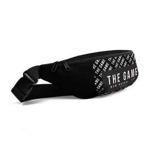 The Game - Black Fanny Pack