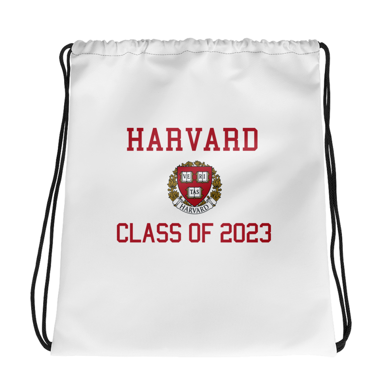 Harvard Class of 2023 Drawstring Bag