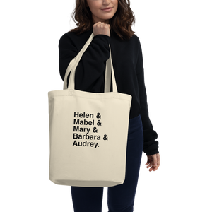Women of Currier - Eco Tote Bag