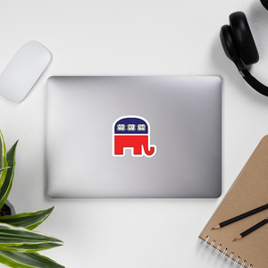 Harvard Republicans - Laptop Stickers