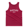 Harvard Class of 2023 Men's Tank
