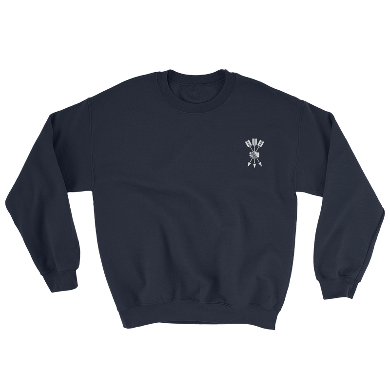 Lowell House - Embroidered Sweatshirt