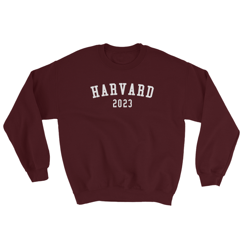 Harvard Class of 2023 Arc Sweatshirt