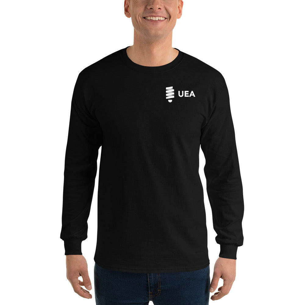 Carnegie Mellon UEA Men's Long Sleeve Shirt