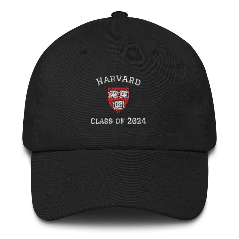 Harvard Class of 2024 Baseball Cap