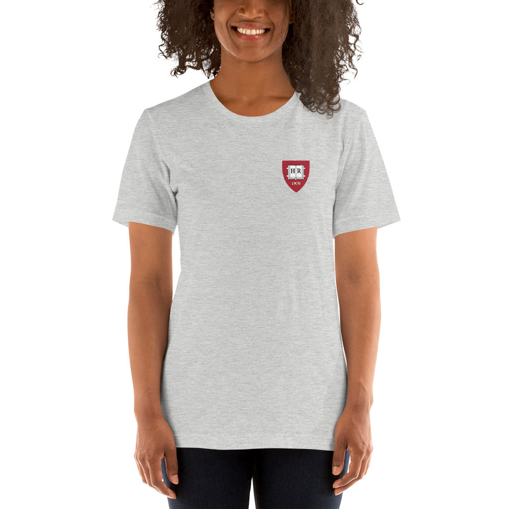 50th Reunion - Bella Canvas T Shirt (Black, Gray)