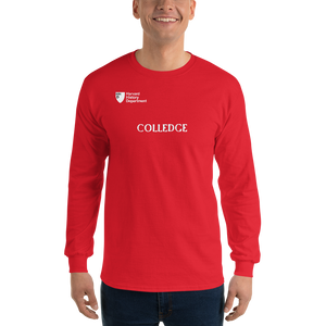 Hist 1636 - Long Sleeve Colledge Shirt