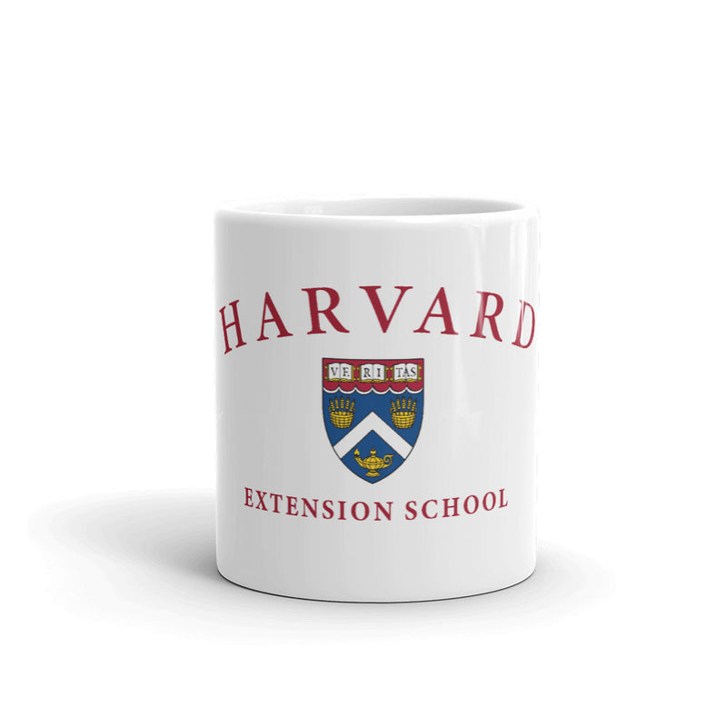 Extension School Crest Mug