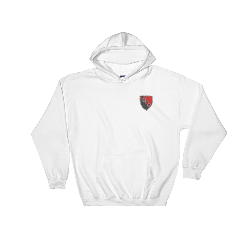 Pforzheimer House - Embroidered Hoodie