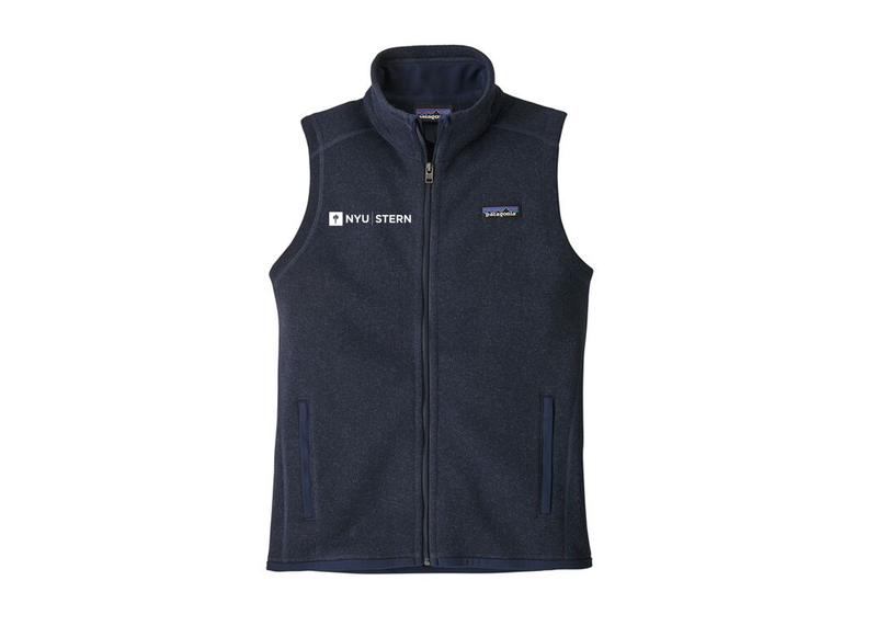 NYU Stern - Women's Patagonia Better Sweater Vest