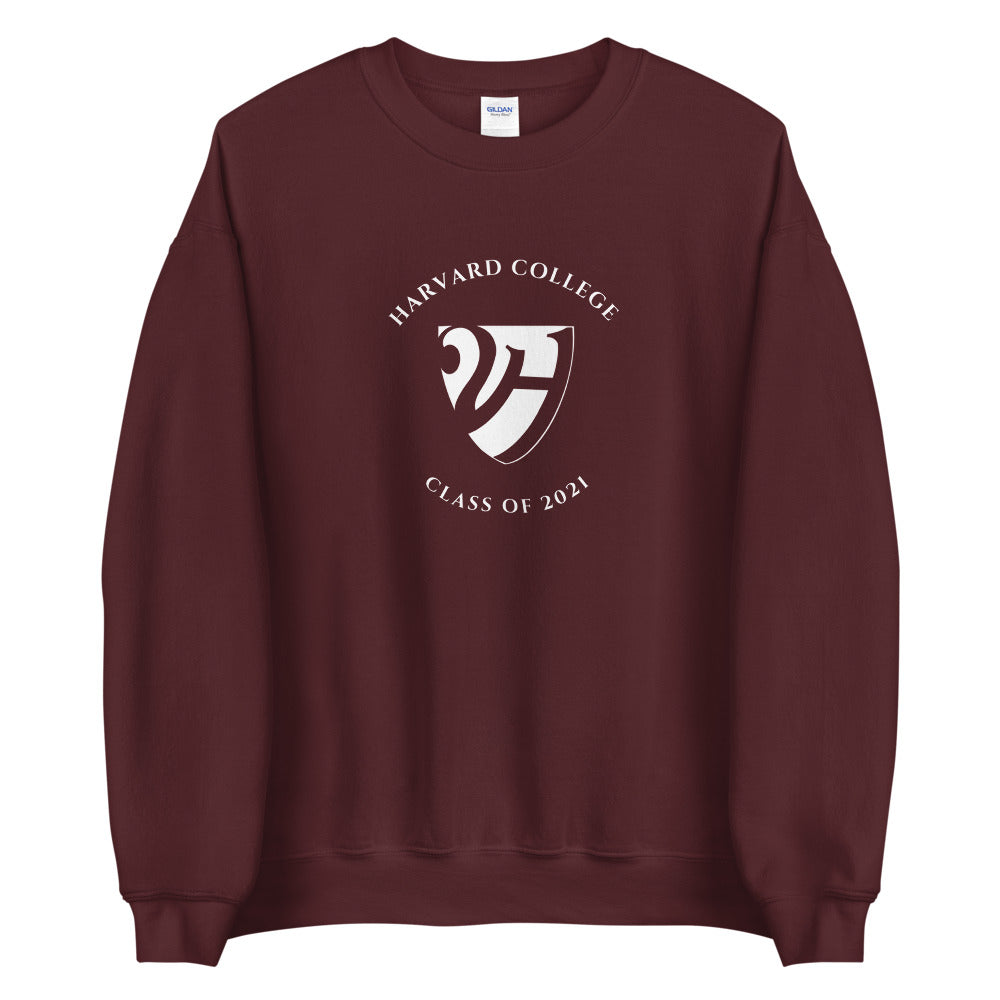Harvard College Class of 2021 Unisex Sweatshirt