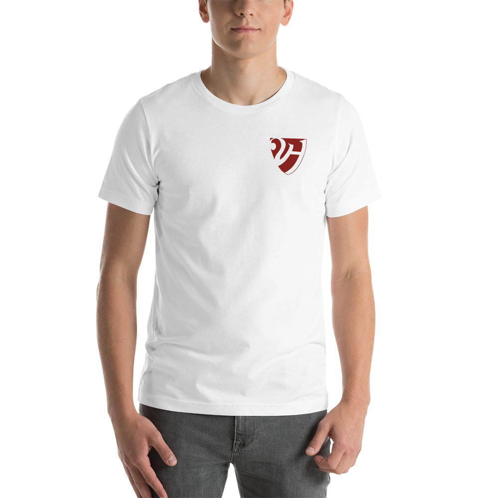 Harvard College Class of 2021 Unisex T-shirt, Shield