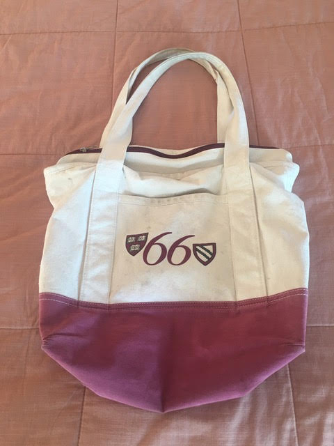 Harvard Class of '66, 55th Reunion - Boat Tote