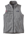 HKS- Women's Fleece Vest Better Sweater MCMPA Option 2