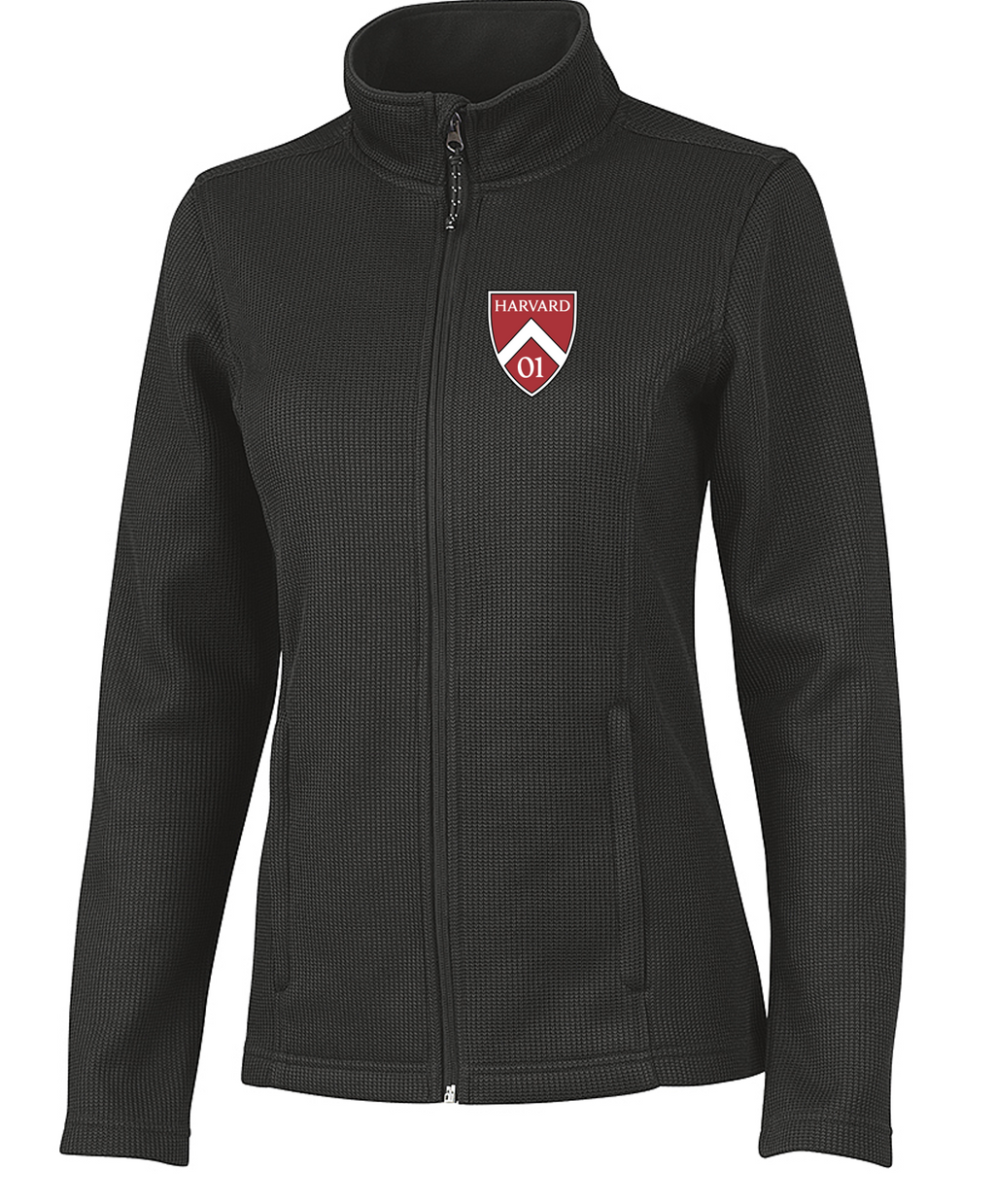 Harvard Class of 2001 20th Reunion Women's Rib Knit Jacket