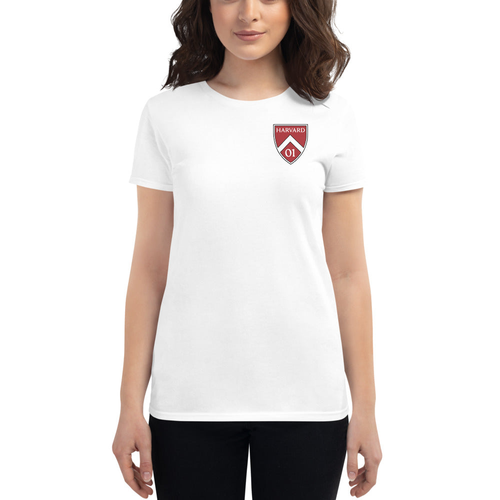Harvard Class of 2001 20th Reunuin Women's t-shirt