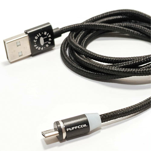 Puffcoil Magnetic Charge Cable