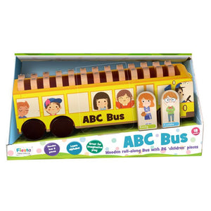 ABC Bus with Diverse Characters