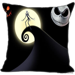 Artistic Nightmare before Christmas Pillow Cases