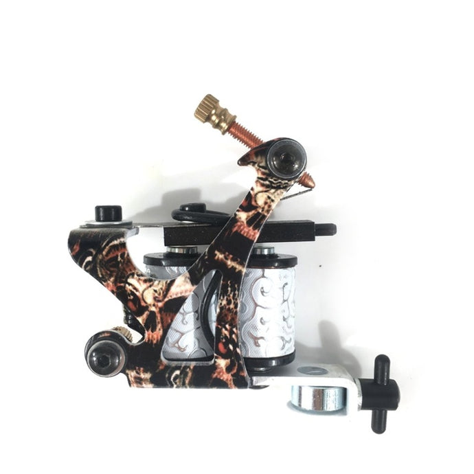 Tattoo Machine 10 wrap coils