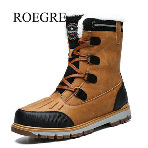Winter Snow Boots For Men
