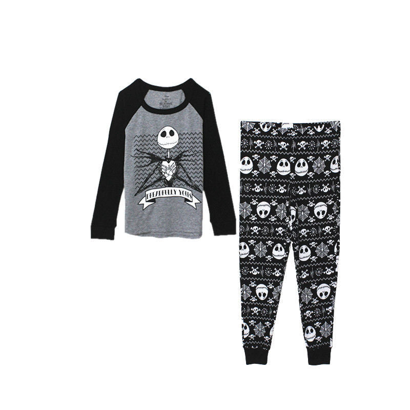Mens and Ladies Nightmare Before Christmas Pajama Set