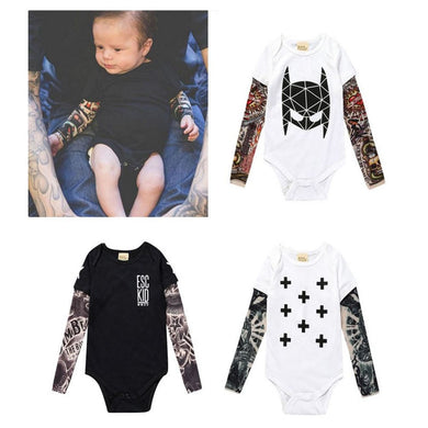 Ladies Mens Kids sleeved onesies