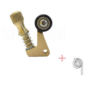 1pc Brass Needle Bar Retainer With Spring For Rotary Tattoo Machine