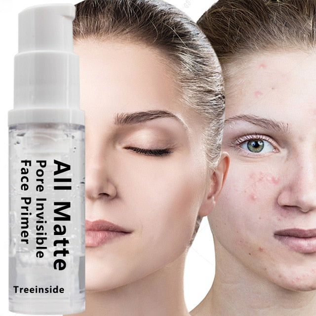 Ladies Face Primer and Moisturizer