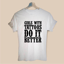 Ladies 'do it better' T-Shirt