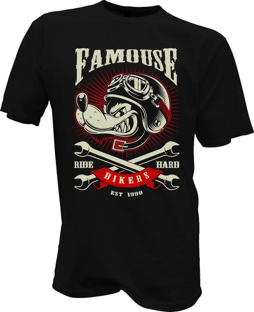 Mens Rockabilly T-Shirts