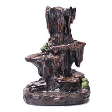 Artistic Waterfall Incense Backflow Burner