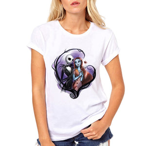 Ladies Nightmare before christmas T-Shirt