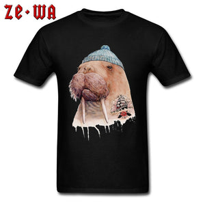 Mens and Ladies Walrus T-Shirts