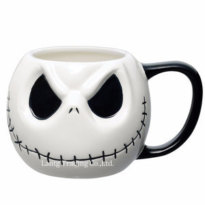 Artistic Nightmare Before Christmas Coffee Mug