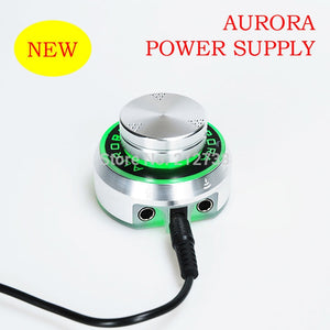 Aurora Tattoo Machine Power Supply.